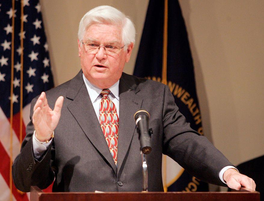 **FILE** Rep. Harold Rogers, Kentucky Republican (Associated Press)