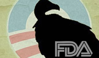 Illustration: FDA by Greg Groesch for The Washington Times