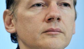 Julian Assange (Associated Press)
