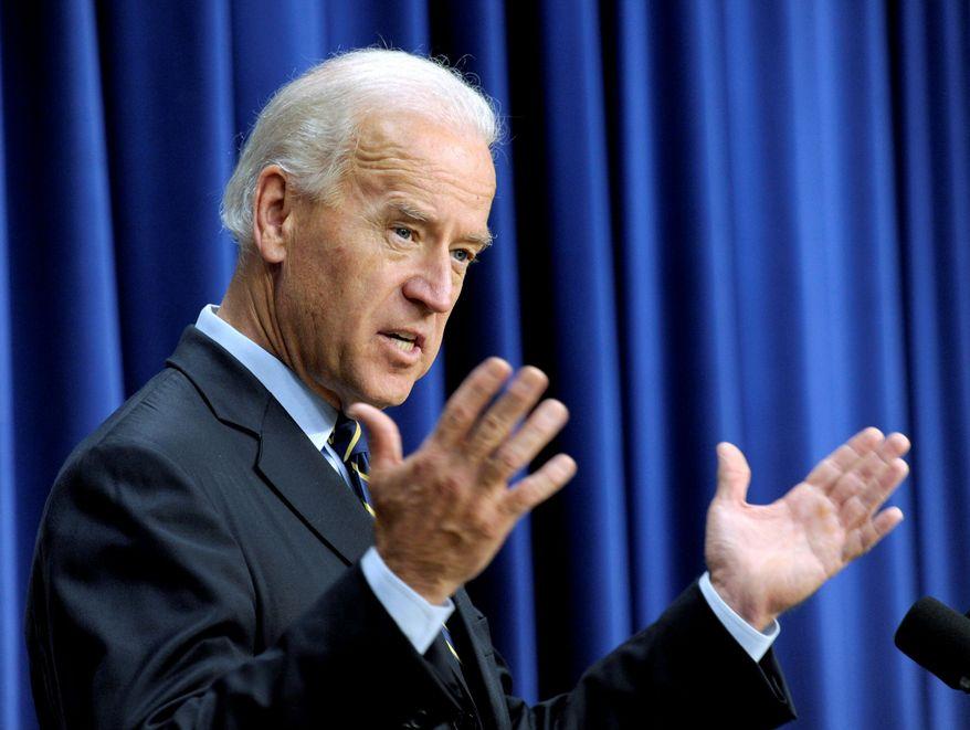 **FILE** Vice President Joseph R. Biden Jr.