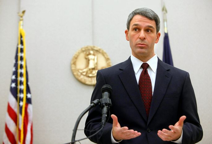 Virginia Attorney General Kenneth T. Cuccinelli II has assumed a high profile in leading a legal challenge of the constitutionality of President Obama's health care law. (Associated Press)
