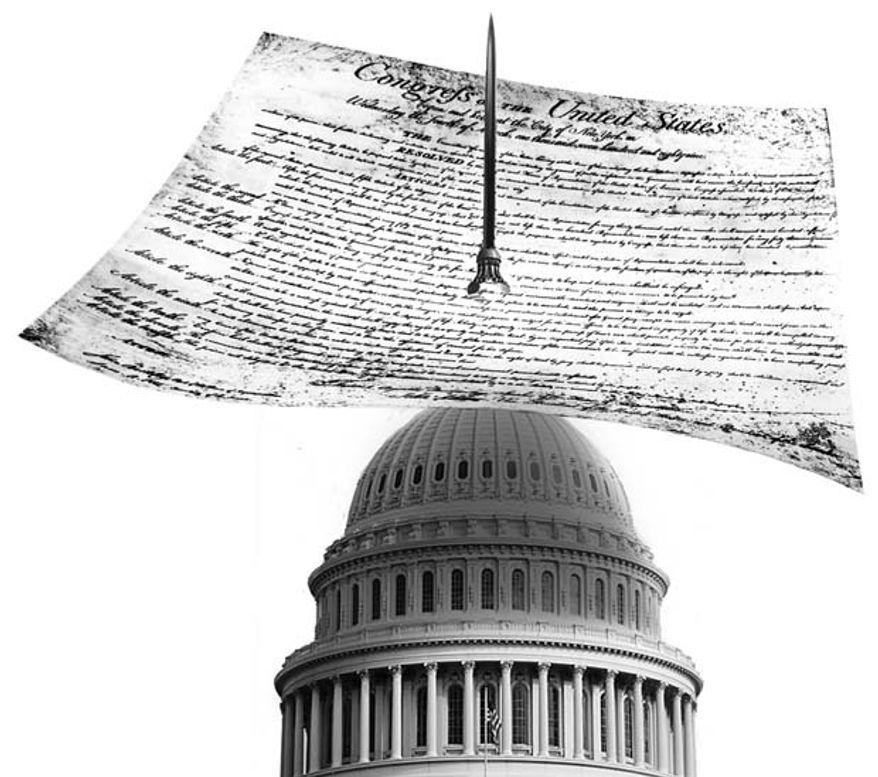 Illustration: Bill of Rights