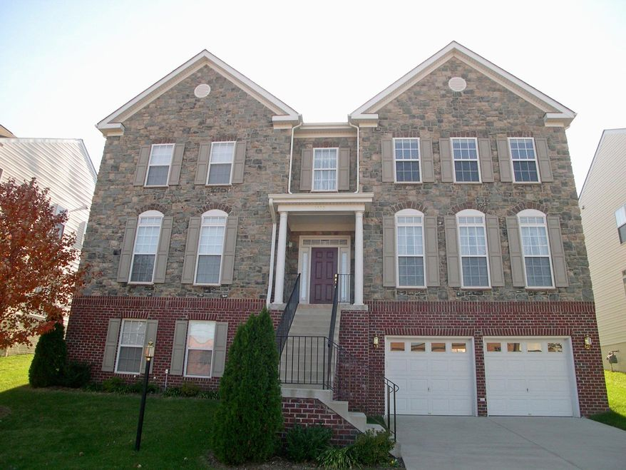 The home at 1432 Dinwiddie St. in Arlington is on the market for $999,000. The five-bedroom home was built in 2005.