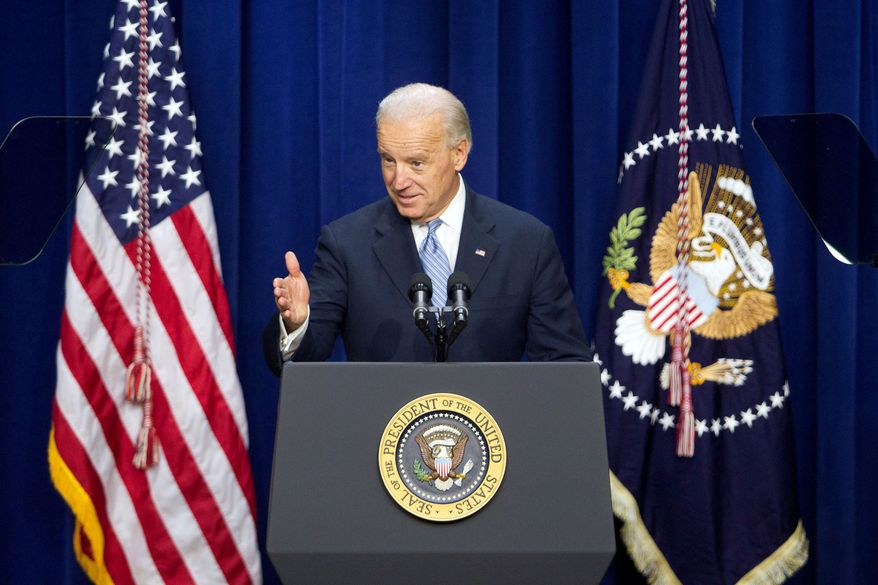 """BLOOMBERG """"This compromise was to help people who were drowning,"""" said Vice President Joseph R. Biden Jr., defending the compromise President Obama made with congressional Republicans to extend Bush-era tax cuts. The bill also included an extension of unemployment benefits to millions of Americans."""