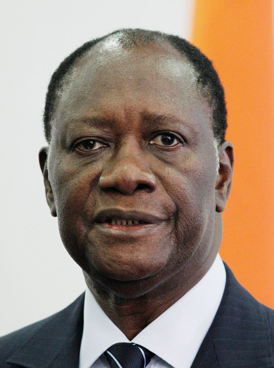 The United Nations and other world leaders recognize opposition leader Alassane Ouattara as the winner of the Nov. 28 runoff vote.