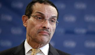 **FILE** D.C. Mayor Vincent C. Gray (Associated Press)