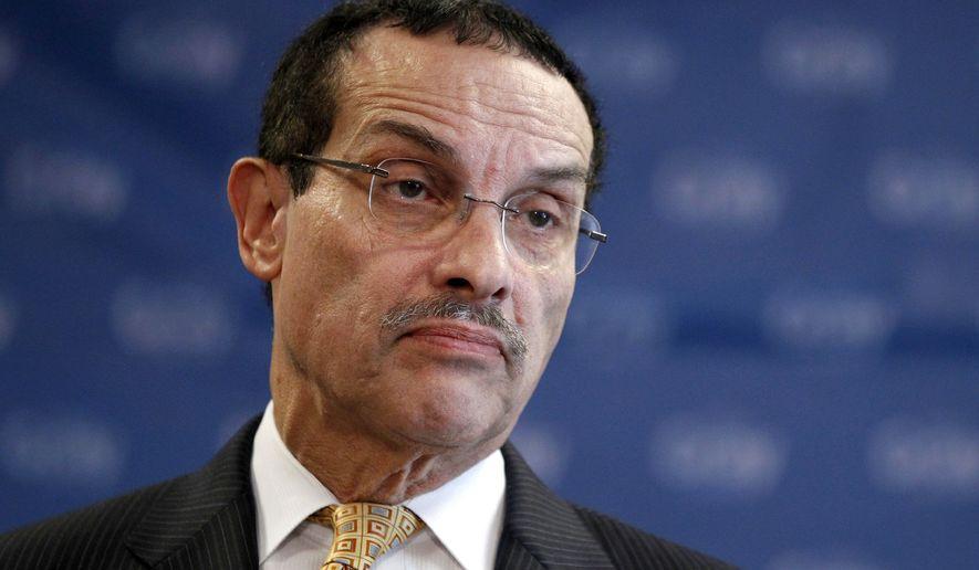 **FILE** D.C. Mayor Vincent C. Gray (Associated Press)