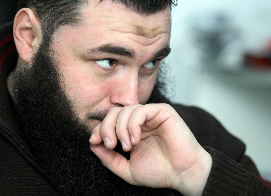 Adnan Beslija, 'Invitation to Paradise' spokesman