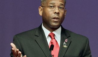 Rep. Allen B. West, Florida Republican