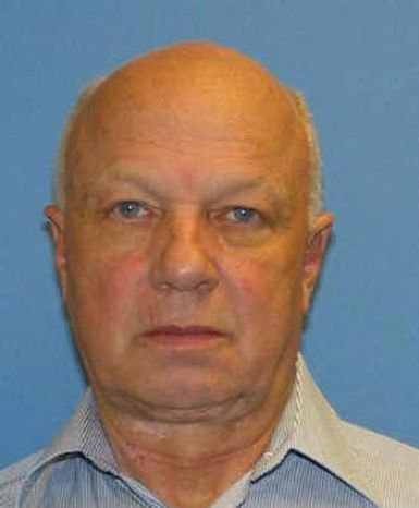 The body of former U.S. official John Wheeler III, 66, was found at a landfill in Wilmington, Del., on New Year's Eve. (AP Photo/Newark Police Department)