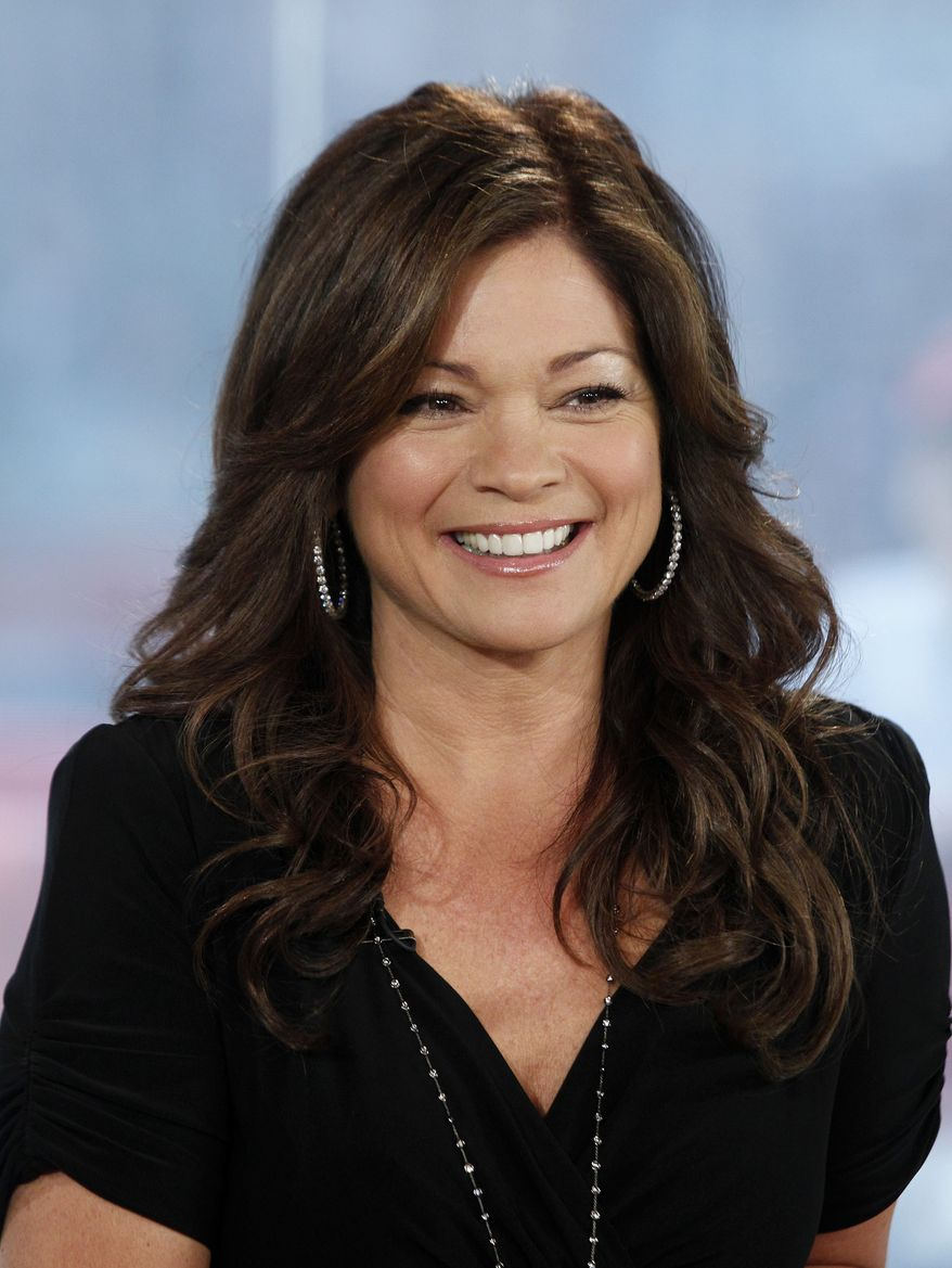 Valerie Bertinelli (AP Photo/NBC, Peter Kramer)