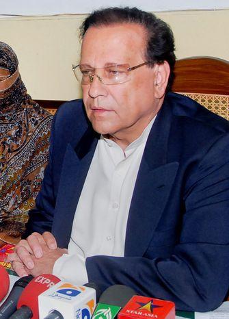 Taseer (Associated Press)