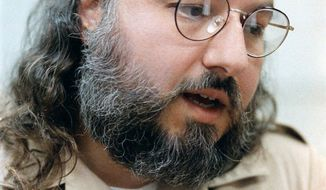 LIFE SENTENCE: Jonathan Jay Pollard pleaded guilty to spying in June 1986. (Associated Press)