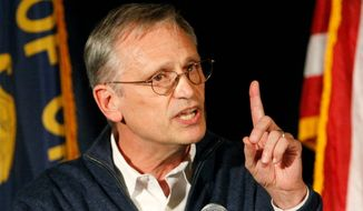 Rep. Earl Blumenauer, Oregon Democrat. (Associated Press) **FILE**