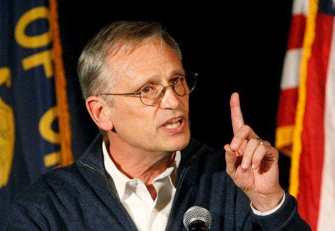 Rep. Earl Blumenauer, Oregon Democrat. (Associated Press) **FILE**