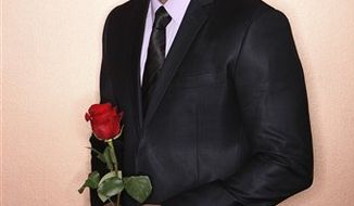 """In this undated publicity image released by ABC, Brad Womack from """"The Bachelor,"""" is shown. The series premieres Monday, Jan. 3, 2011 at 8:00 p.m. EST on ABC. (AP Photo/ABC, Bob D'Amico)"""