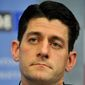 Rep. Paul Ryan, Wisconsin Republican, is chairman of the House Budget Committee.