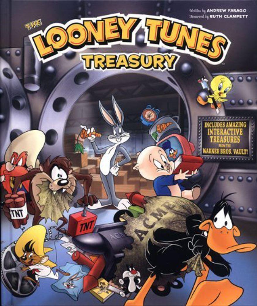 The Looney Tunes Treasury from Running Press