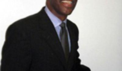 William Lockridge (Courtesy of williamlockridge.com)