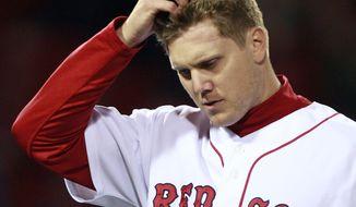 **FILE** Boston Red Sox closer Jonathan Papelbon (Associated Press)