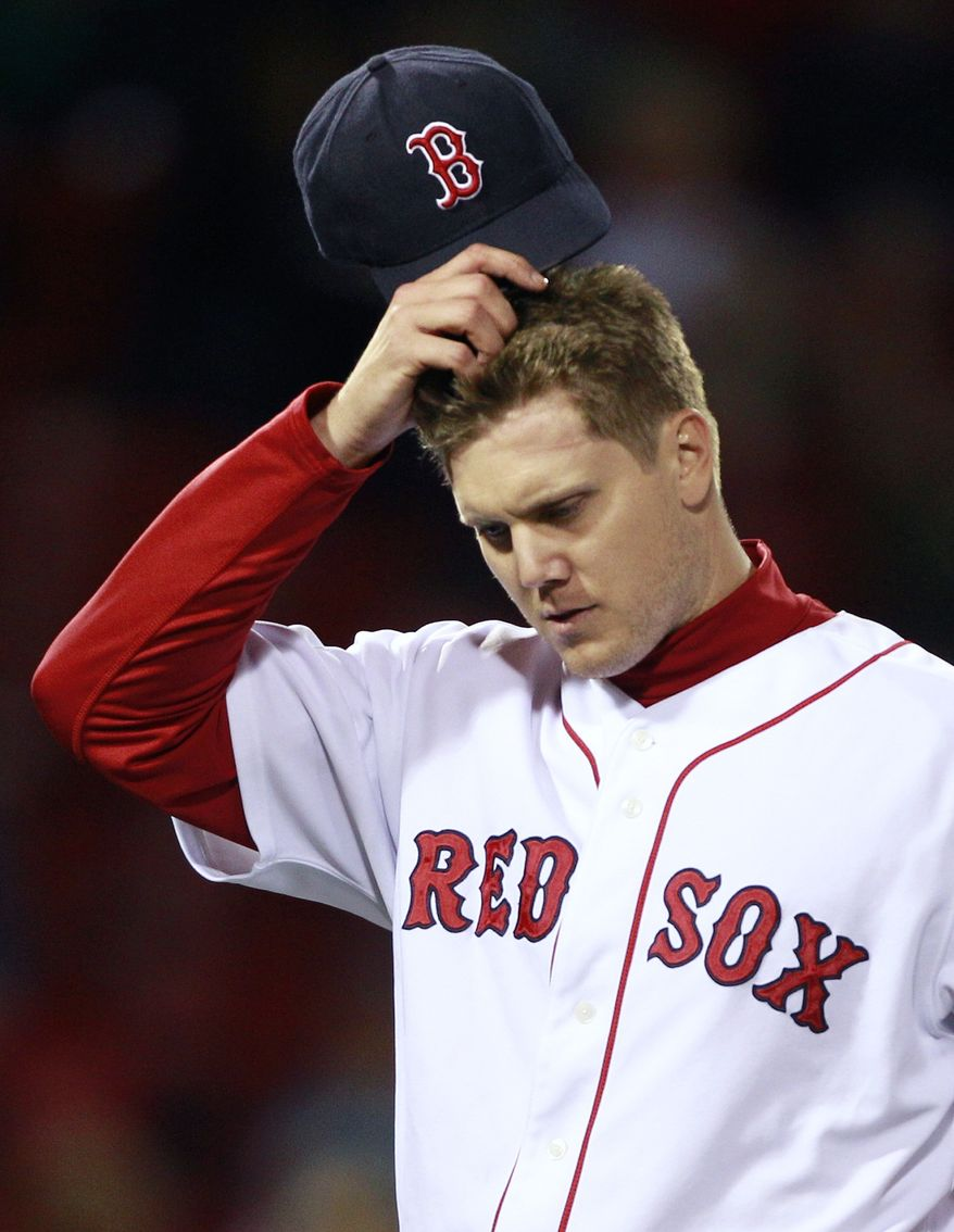 **FILE** Boston Red Sox closer Jonathan Papelbon (Associated Press)