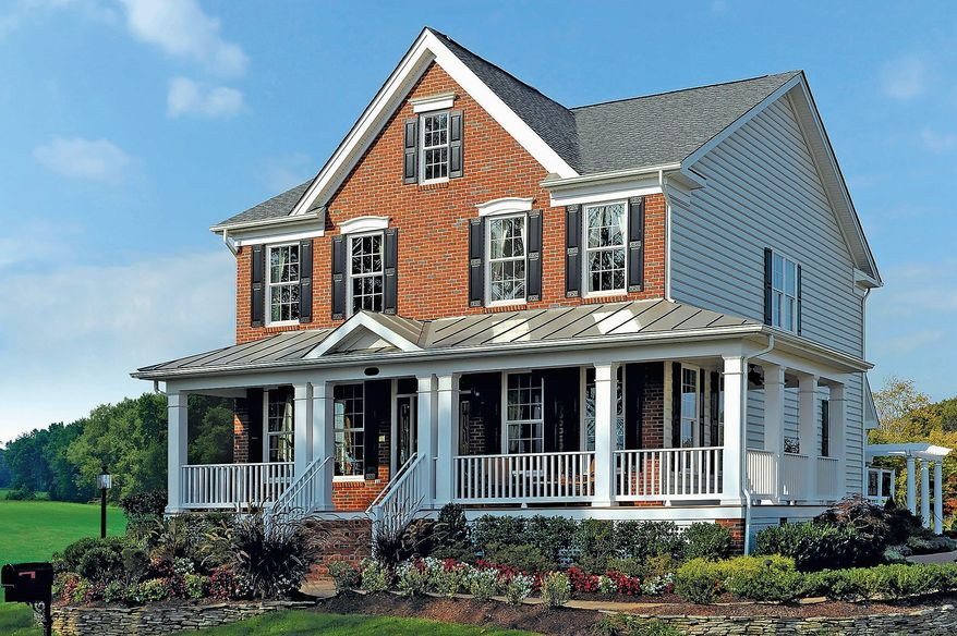 Toll Bros. is building 2,700 single-family homes on 6,900-square-foot sites at the Villages at Loudoun Valley in Ashburn. The homes have 3,196 to 3,366 finished square feet, with base prices from $509,995 to $527,995.