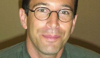 Wall Street Journal South Asia bureau chief Daniel Pearl was kidnapped and killed in Pakistan in 2002. (Associated Press)