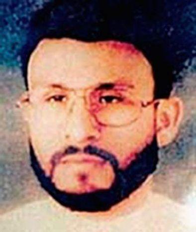 Abu Zubaydah, an alleged facilitator for al Qaeda, has received so-called victim status in the criminal investigation into the CIA prison in Poland. (Associated Press)