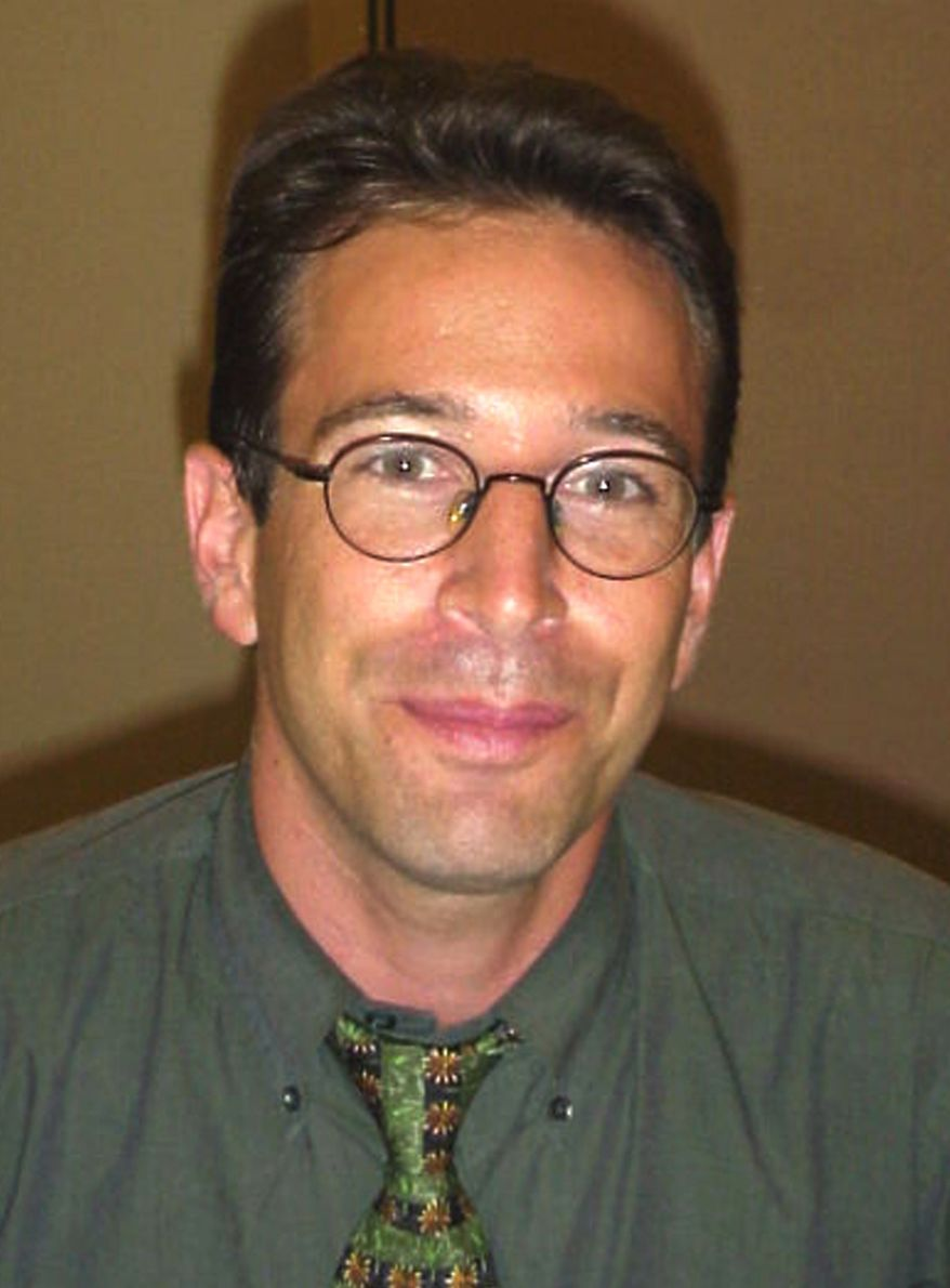 This undated file photo made available by the Wall Street Journal on Jan. 27, 2002, shows Wall Street Journal South Asia bureau chief Daniel Pearl. The results of the Pearl Project, an investigation carried out by a team of American journalists and students and spanning more than three years, raise troubling questions about Pakistan's dysfunctional criminal justice system and underscore the limits U.S. officials face in relying on Pakistani authorities. (AP Photo/Wall Street Journal)