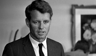 **FILE** Robert F. Kennedy (Associated Press)