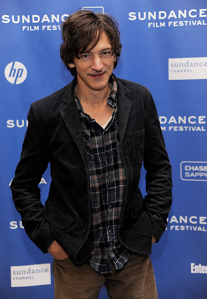 "In this Jan. 23, 2011, file photo, John Hawkes, a cast member in ""Higher Ground,"" poses at the premiere of the film at the 2011 Sundance Film Festival in Park City, Utah.  Mr. Hawkes was nominated for an Academy Award for best supporting actor for his role in ""Winter's Bone,""  Tuesday, Jan. 25, 2011. The Oscars will be presented Feb. 27 at the Kodak Theatre in Hollywood. (AP Photo/Chris Pizzello)"