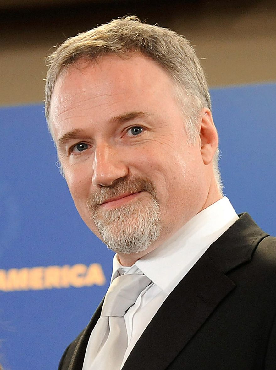 """Director David Fincher was nominated for an Academy Award for best director for """"The Social Network,"""" Tuesday, Jan. 25, 2011. The Oscars will be presented Feb. 27 at the Kodak Theatre in Hollywood.   (AP Photo/Chris Pizzello, file)"""
