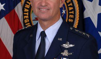 Gen. Kevin P. Chilton (Courtesy of stratcom.mil)