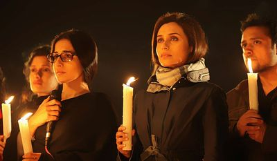 "The film ""No One Killed Jessica"" features Indian stars Vidya Balan (left) and Rani Mukerji (right). More women-in-lead films are expected to reach Indian screens in 2011, according to Bollywood industry news. They also will reach screens around the world that cater to Indian-immigrant communities in North America, Britain and elsewhere."
