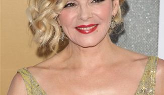 "FILE - In this May 24, 2010 file photo, Kim Cattrall attends the premiere of ""Sex And The City 2"" at Radio City Music Hall in New York. (AP Photo/Peter Kramer, file)"