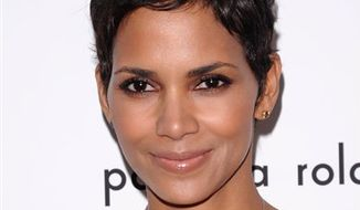 """FILE - In this Nov. 17, 2010 file photo, actress Halle Berry attends a special screening of """"Frankie & Alice"""" in New York. Berry was nominated for  (AP Photo/Peter Kramer, file)"""