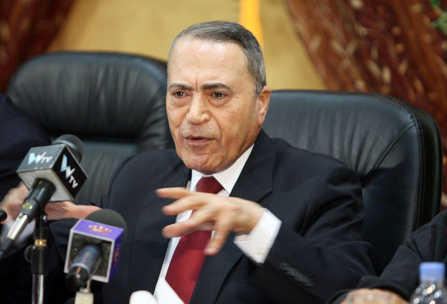 Marouf al-Bakhit