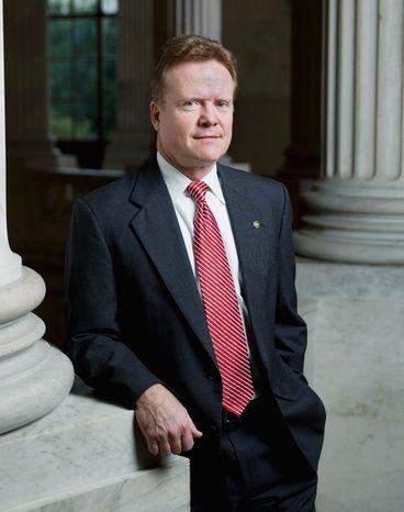 Former Sen. Jim Webb.