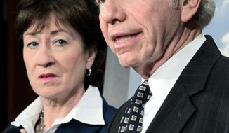REPORT: Sens. Joe Lieberman and Susan Collins say that the Fort Hood massacre should have been prevented. (Associated Press)