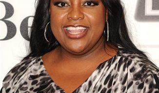"Sherri Shepherd attends Betty White's 89th Birthday celebration in New York, on Tuesday, Jan. 18, 2011.  ""The View"" co-host Shepherd will host The Dove Awards on April 20, 2011 in Atlanta. (AP Photo/Peter Kramer)"