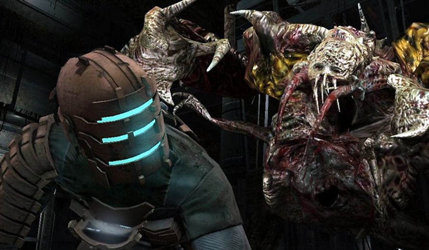 Zadzooks: Dead Space 2 review - Washington Times on