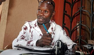 Kato became a gay-rights activist after he was beaten up four times, arrested twice, fired from his teaching job and outed in the press. Proposed legislation would impose the death penalty for some gay Ugandans, and their families, friends and even landlords also could face up to seven years in jail if they fail to report them to authorities. (Associated Press)