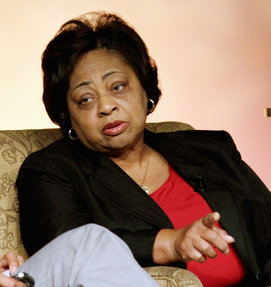 Former Agriculture Department employee Shirley Sherrod (Associated Press)