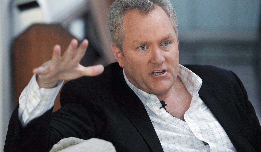 Conservative media icon Andrew Breitbart. (Associated Press)