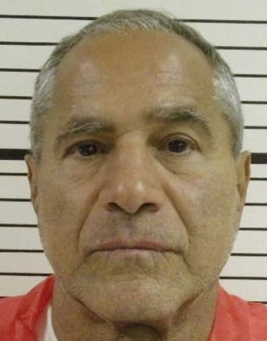 Sirhan Sirhan, convicted of killing Sen. Robert F. Kennedy in 1968, is shown in October 2009. (AP Photo/California Department of Corrections)