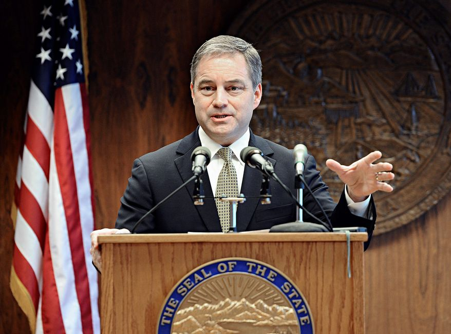 Alaska Gov. Sean Parnell wants to boost Alaska's declining energy production with tax cuts on oil and gas companies. His proposal, which modifies a tax structure implemented by former Gov. Sarah Palin, passed a House committee 7-2 this week. (Associated Press)