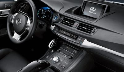Lexus has also positioned this one well for the younger set, offering commonly desired tech features like Bluetooth hands-free and audio streaming, full iPod control, XM Satellite Radio, keyless ignition and Lexus Safety Connect, all standard.