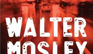 "In this book cover image released by Riverhead Books, ""When the Thrill is Gone"" by Walter Mosley, is shown. (AP Photo/Riverhead)"
