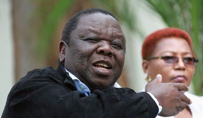 Officials in Prime Minister Morgan Tsvangirai's party say he and government ministers have called in vain for police to stop violence and arrest perpetrators, who are loyalists of the longtime president. (Associated Press)
