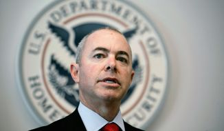 Alejandro Mayorkas, director of the U.S. Citizenship and Immigration Service. (Associated Press)